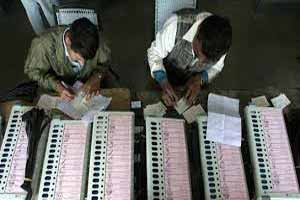 Vote Counting Kharsia
