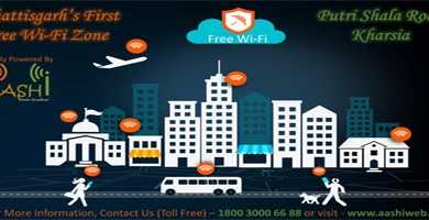 Free Wifi in Kharsia