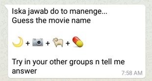 Iska jawab do to manenge