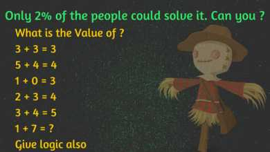 IAS Question. Only 2% of the people could solve it. Can you ? What is the Value of ?