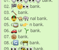 Guess bank names Its challenge for you