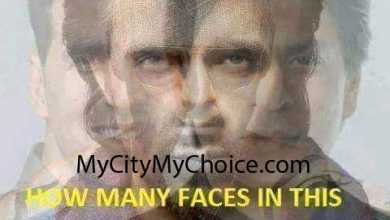 How Many Faces In This Picture?