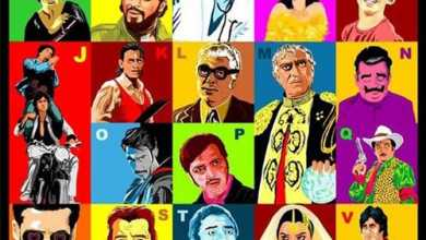 Guess Bollywood Characters Whatsapp Puzzle answer