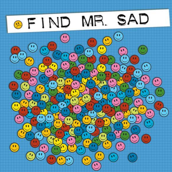 Find Mr. Sad