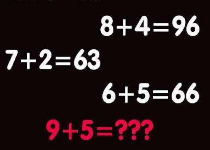 Solve this if you are a genius,99% people fails this simple test. So they say... I have the smartest friends... so who knows the answer???