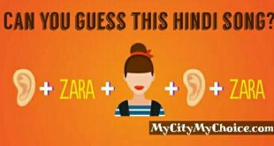 Can you guess this Hindi song? Let's see if you can guess this 👂🏼+ Zara + 👰🏻 +👂🏼+ zara