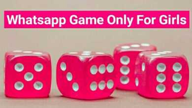 Whatsapp Game Only For girls
