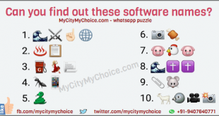 Can you find out these software names?