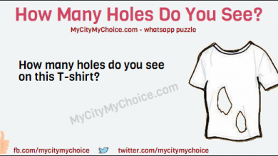 How many holes are in this shirt?