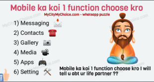 Mobile ka koi 1 function Chose kro I will tell u abt ur life partner ?? 1) Messaging📩 2) Contacts☎ 3) Gallery📷 4) Media📽 5) Apps🎮 6) Setting🛠