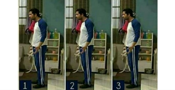 Which one is different image