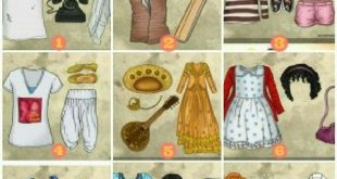 Can you guess these 9 movie names from clothes?