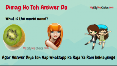 Dimag ho to answer do whatsapp puzzle
