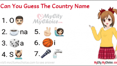 Can you guess the country name whatsapp puzzle answer