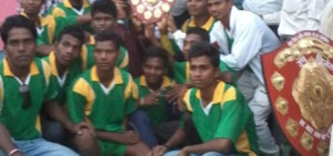 M.G. College Kharsia