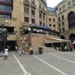 Nelson Mandela Square Johannesburg