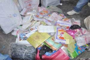 Raigarh Ban on Plastic usages