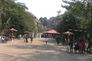 Kharsia rock garden
