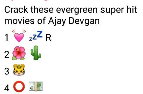 Crack these evergreen super hit movies of Ajay Devgan