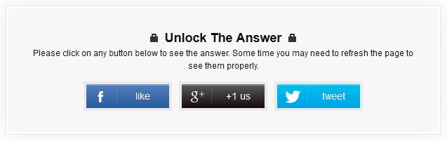Unlock Answer