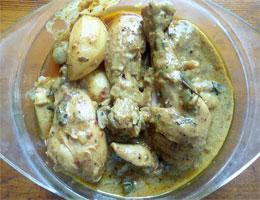 दही चिकन - Dahi Chicken