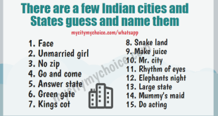 letter indian city name puzzle whatsapp puzzles quiz jokes messages status and 11