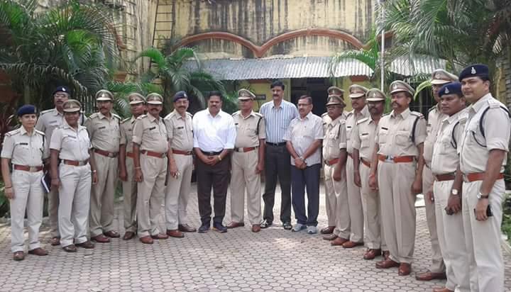 Raigarh Police