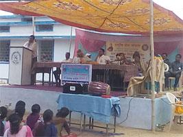 Umesh Patel Kharsia NSS