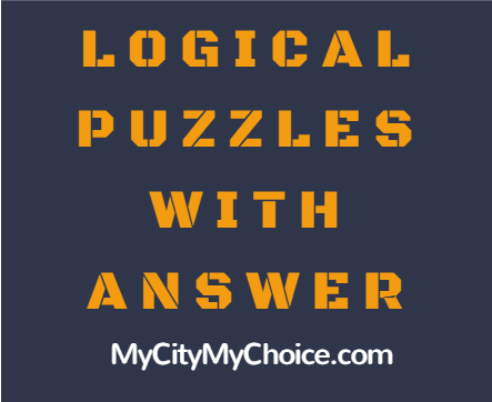 Logical puzzle with answer