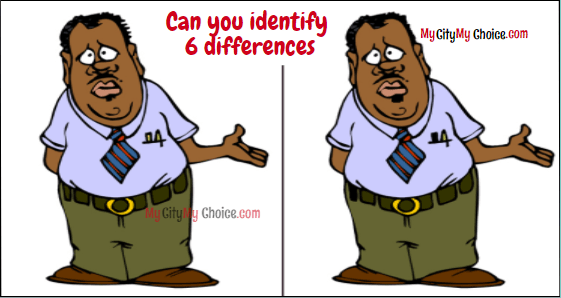 Can you identify 6 differences puzzle answer