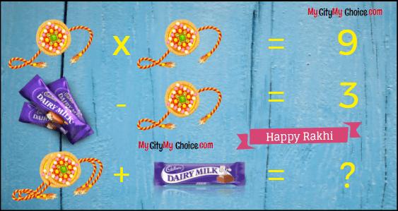 Happy Raksha bandhan Special Puzzle